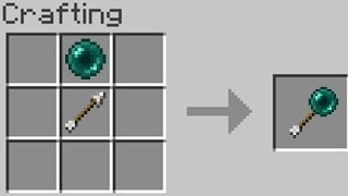 How To Make an Ender Arrow in Minecraft Pocket Edition (with Command Block)
