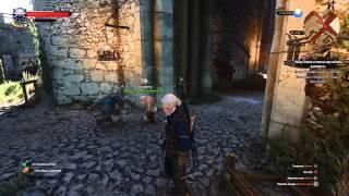 Ведьмак 3 - Возвращение с Умой в Каер Морхен через Нильфград