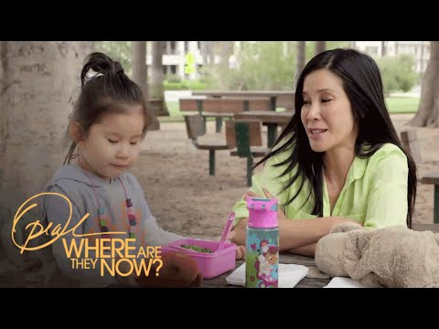 The Best Parenting Advice Lisa Ling Ever Received   Where Are They Now   Oprah Winfrey Network