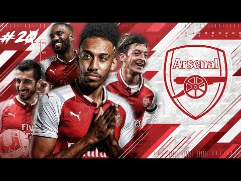 FIFA 18 ARSENAL CAREER MODE #20 - THE WINNING STREAK TO THE TITLE!