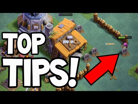 Builder Hall 3 - 4 FAST! Clash of Clans Builder Base Update Tips - Let's Play #2!