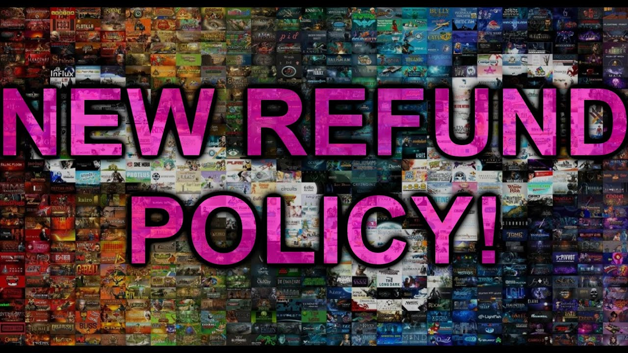 how to cancel steam refund