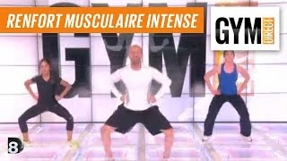 cours gym renfort musculaire intense 5 cardio