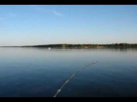 Рыбалка на Волге Cоленое займище ч1