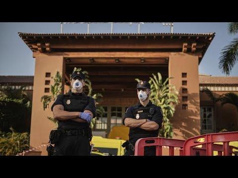 إغلاق فندق بجزر الكناري بسبب إصابة طبيب إيطالي وزوجته بفيروس -كورونا- كوفيد-19…  - نشر قبل 7 ساعة