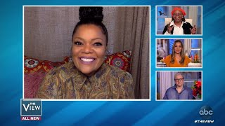 """Yvette Nicole Brown on Dating and What She Realized While Hosting 'The Big Fib""""  