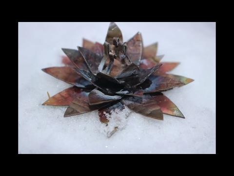 METAL FLOWER DIY (MAGNET)