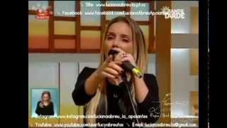 Смотреть клип Luciana Abreu - Brand New Me