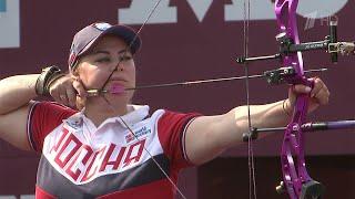 Самые меткие спортсмены планеты собрались в Москве, чтобы выявить лучшего в стрельбе из лука.