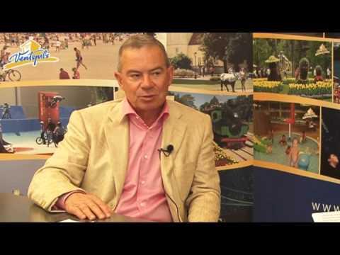 Лембергс отвечает на вопросы горожан 10.07.2013.