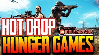 $100 PRIZE HOT DROP HUNGER GAMES Open Custom Games + Sponsored by Omlet Arcade