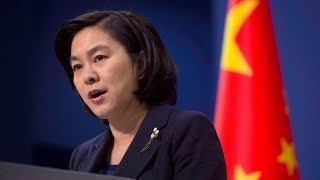 China accuses Canada of 'hypocrisy' and 'double standards' on human rights