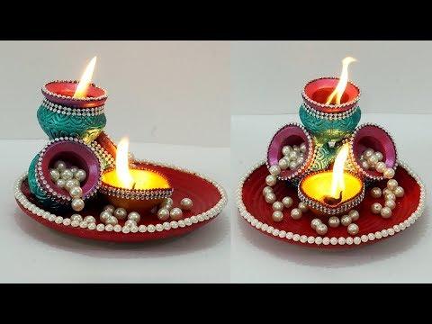 Makar Sankranti 2019 Special Craft | DIY Home Decoration Idea | StylEnrich