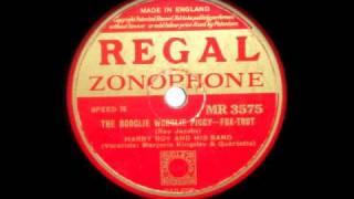 HARRY ROY - THE BOOGLIE WOOGLIE PIGGY - 1941