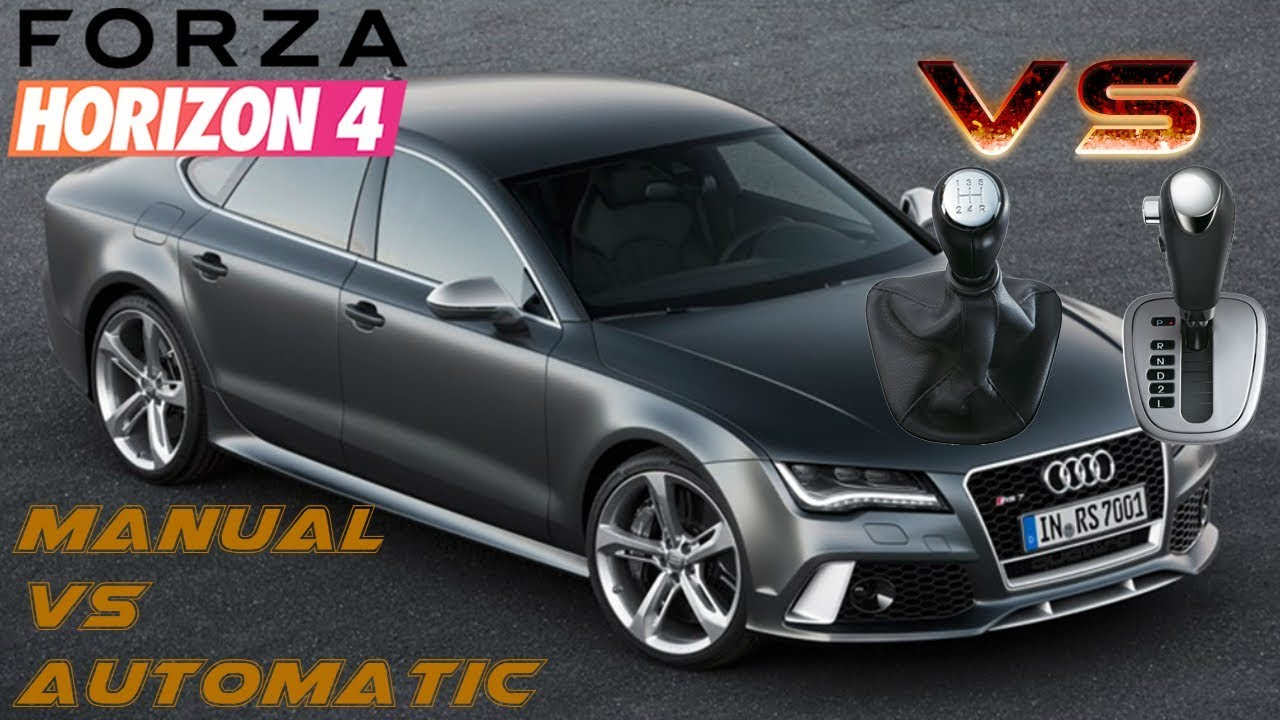 Forza horizon 4 how to play manual with clutch! Tutorial tips.
