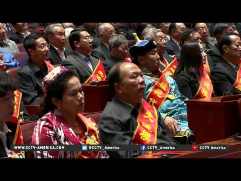 China marks anniversary of Xinjiang Uygur Autonomous Region