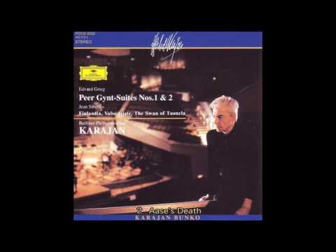Grieg - Peer Gynt  Suite No.1 Op.46 Karajan  Berlin Philharmonic