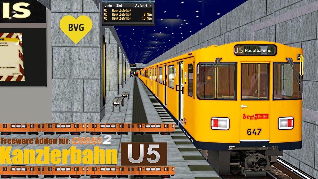 U5 Verlängerung Berlin