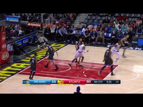 Quarter 3 One Box Video :Hawks Vs. Magic, 2/4/2017 12:00:00 AM