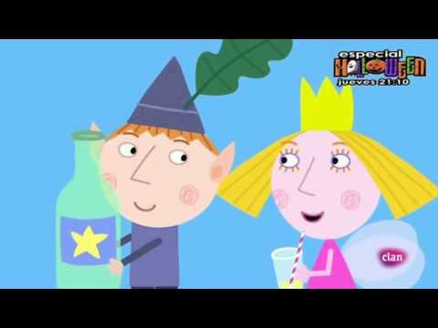 El pequeño reino de Ben y Holly 1x21 - Las vacaciones del Sr duende