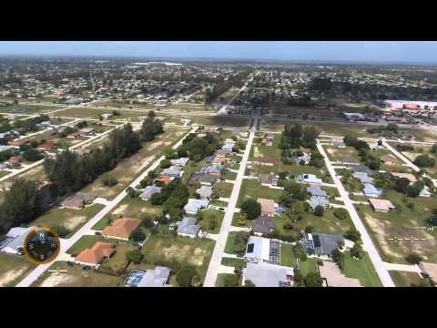 Cape Coral 05 07 2015 Vacation House Bebop Fly Around