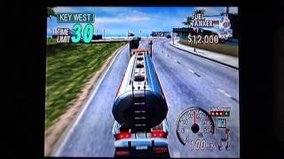18 Wheeler (American Pro Trucker): Sega Dreamcast