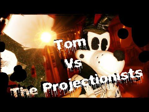 BATIM Plush: Tom Vs The Projectsonist