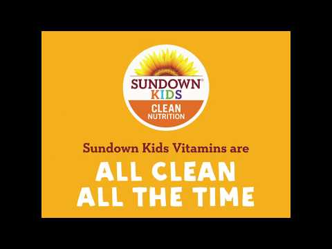 Sundown® Kids Clean Nutrition