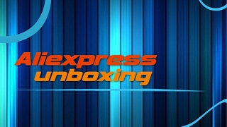 Aliexpress Unboxing № 87, 88, 89, 90