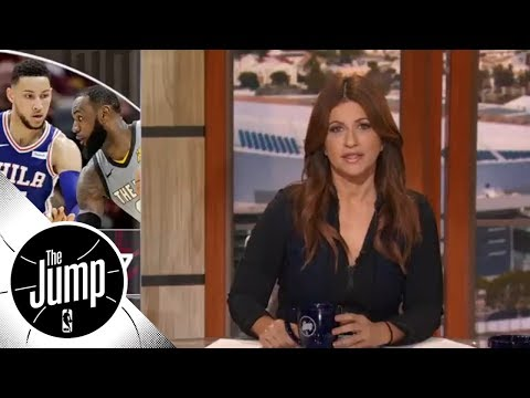 Rachel Nichols: Time for Cleveland Cavaliers to 'figure it out'  The Jump  ESPN