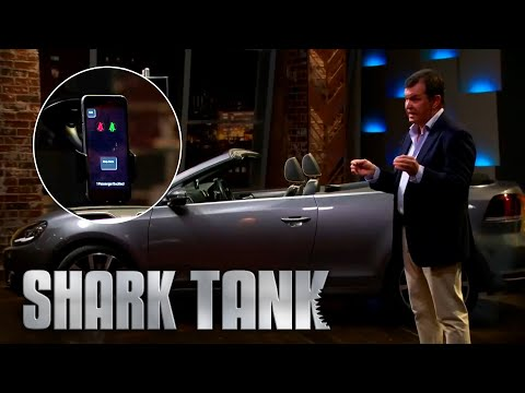 Shark Offers $1.5 Million For 100% Equity Of Andrew's Seat Belt Safety Business | Shark Tank AUS