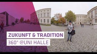 Forschung und Lehre mit über 500 Jahren Tradition | Uni Halle