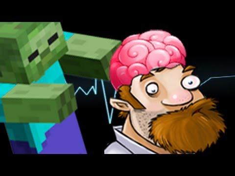 Minecraft vs. Plants vs. Zombies