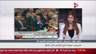 نصر سالم: «حروب الإعلام» تفتت إيمان الفرد بوطنه