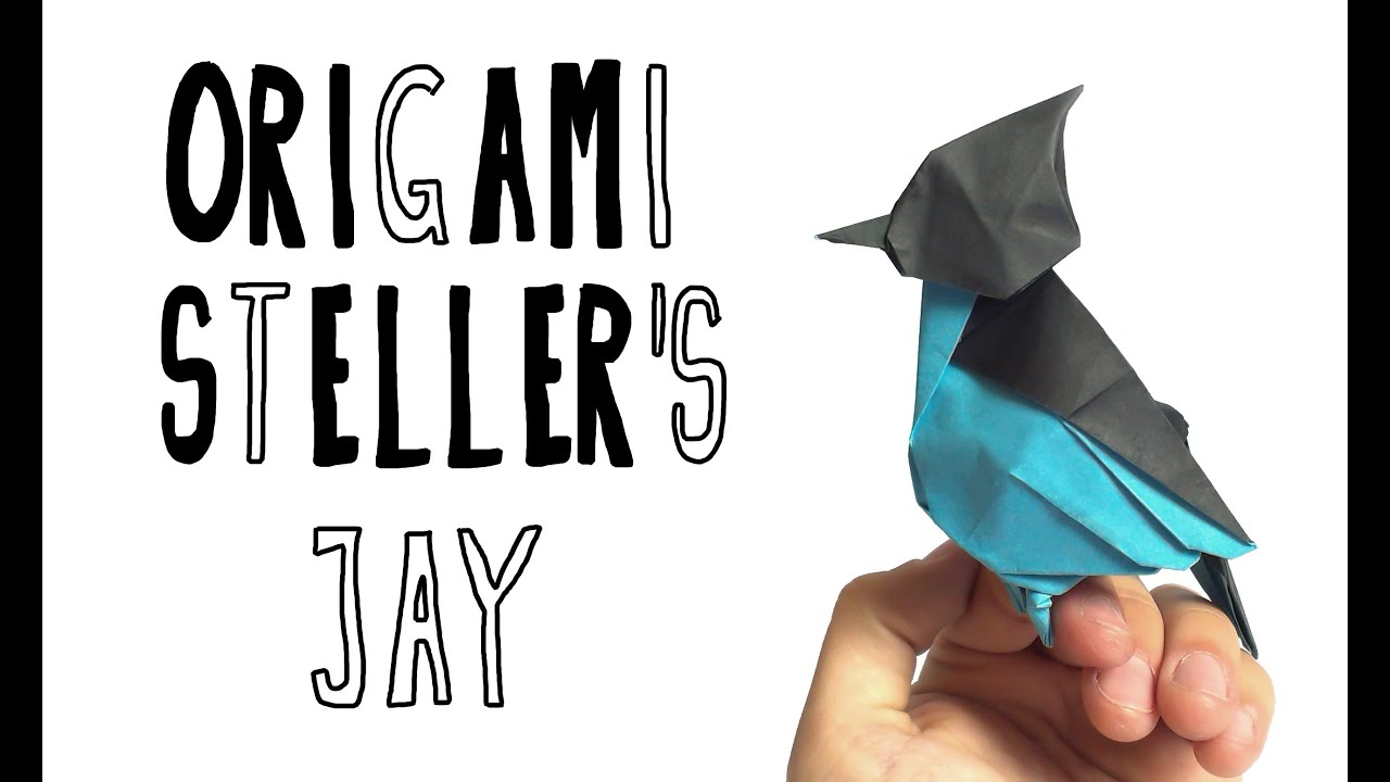Origami stellar 39 s jay riccardo foschi youtube for Origami koi fish tutorial