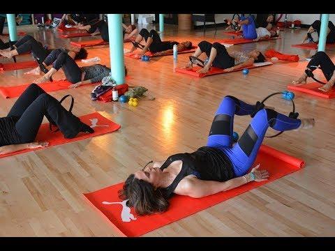 Rihanna Pilates Sport