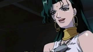 Saiyuki Episode 7 - Sanzo slaps a goddess