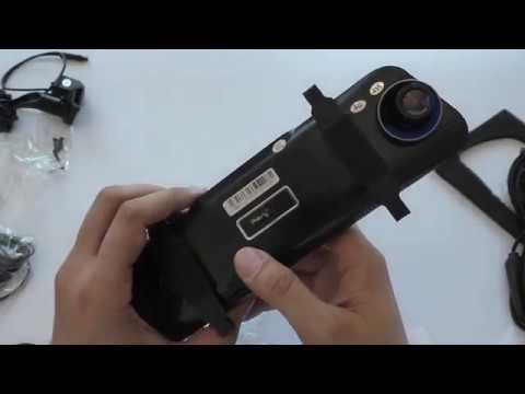 Phisung H58 Pro – отличное автомобильное зеркало с функцией регистратора, навигатора и не только