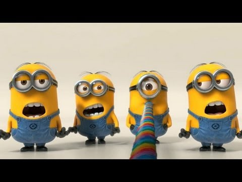 Despicable Me 2 : The Hilarious Song