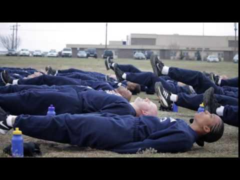 New Jersey DOC class practices defensive tactics