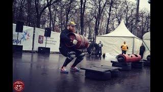 Зимний кубок Moscow Strongman 2017