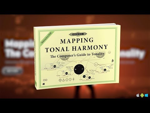 Mapping Tonal Harmony: The Composer's Guide to Tonality. An interactive PDF experience.