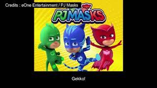 PJ Masks - Make Your Move with Lyrics