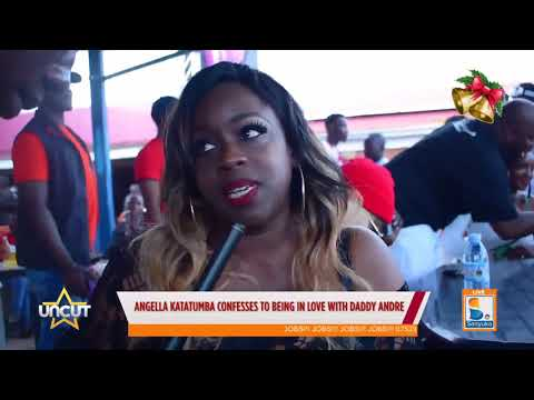 Angella Katatumba confesses being in love with Daddy Andre  Uncut