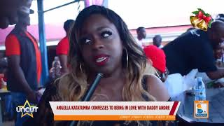 Angella Katatumba confesses being in love with Daddy Andre| Uncut