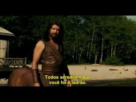 Trailer do filme Percy Jackson e o Ladrão de Raios