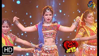 Subhash and Mansi Performance | Dhee Jodi | 8th May 2019    | ETV Telugu