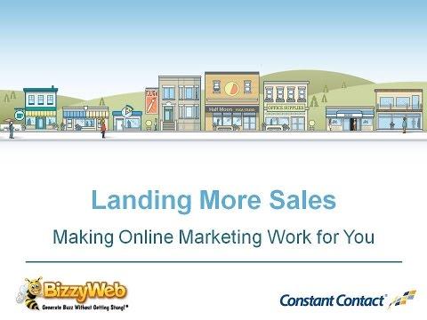 Trygve Olsen - Landing More Sales Workshop Presenter