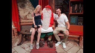 Road Trip Project / Meeting Santa in Rovaniemi, Finland thumbnail