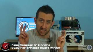 Asus Rampage IV Extreme X79 Review 2011 Sandy Bridge-E Rampage 4